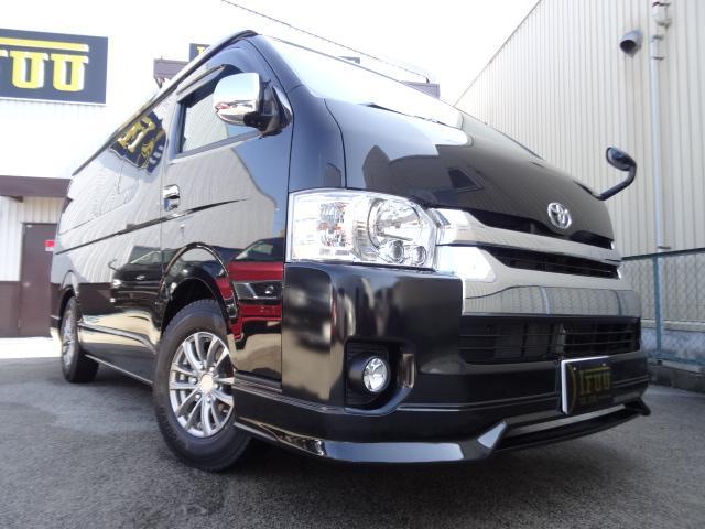 トヨタ ワゴンGLトランスフォームverゼロ コンプリートTYPE3