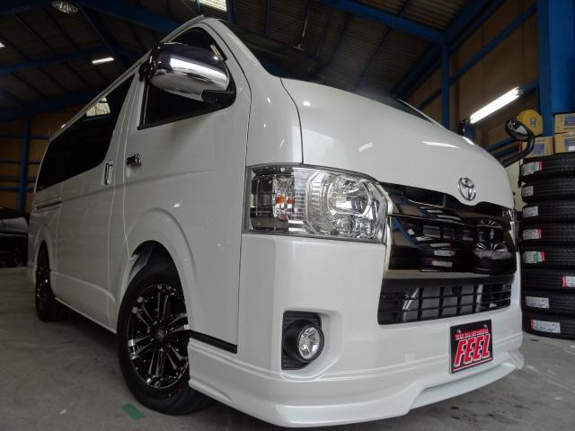トヨタ 3.0D-T4WDS-GLダークプライム カスタムTYPE3