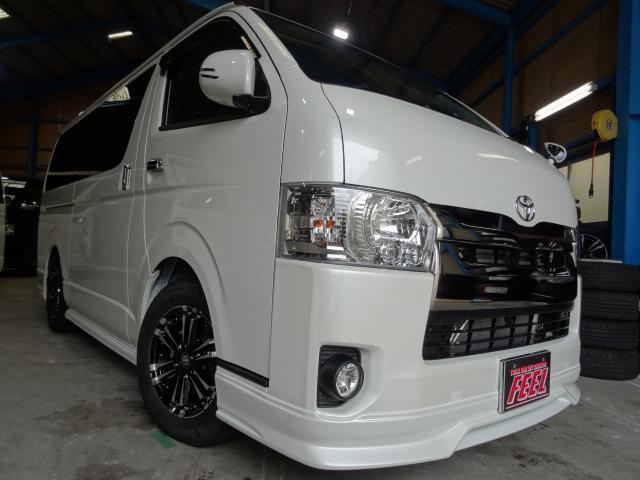 トヨタ 3.0D-T4WDS-GLダークプライムTYPE3エアロST