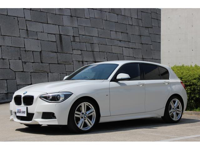 BMW 1シリーズ 116i Mスポーツ ワンオーナー 禁煙車 フ...