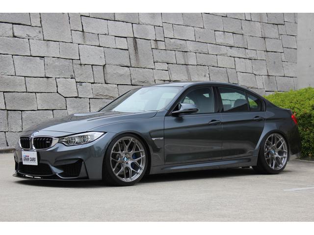 BMW M3 M3 HREパフォーマンス20インチアルミ KW車高...