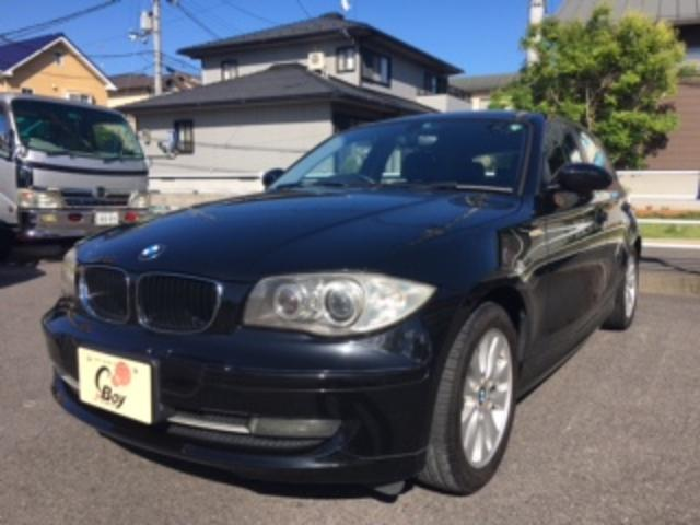 BMW 1シリーズ 116i 純正キセノン Pスタート ETC (なし)