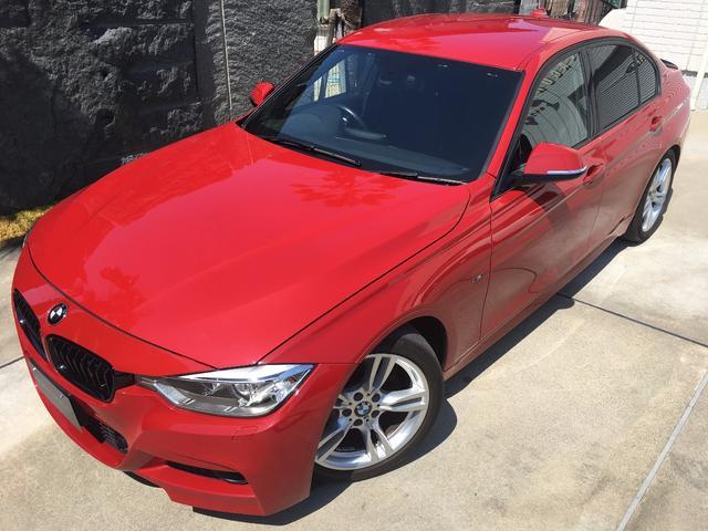 BMW 3シリーズ 320d BP Mスポーツ 1オナ 新品GNO...