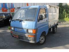 ハイゼットトラック パネルバン 移動販売車 4WD 5MT(ダイハツ)