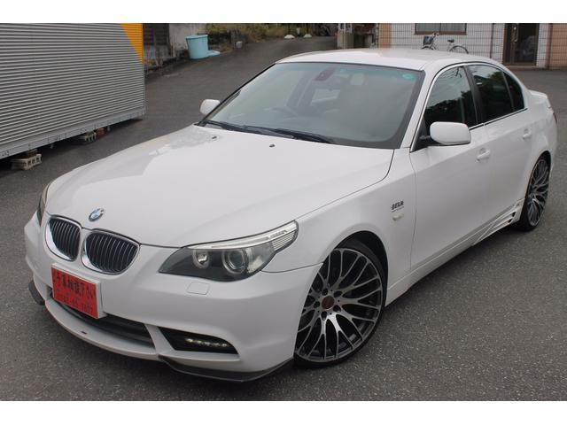 BMW 5シリーズ 525iハイラ...