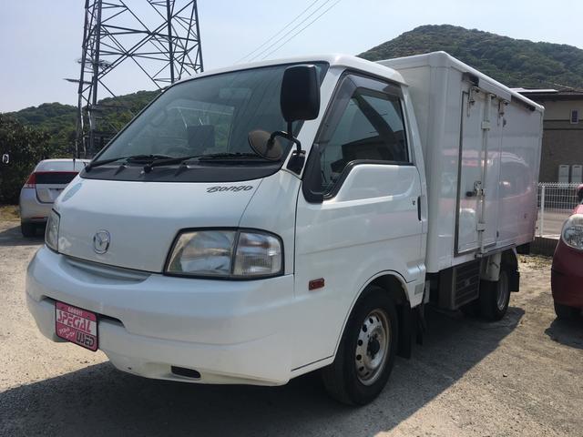 マツダ ボンゴトラック 冷凍冷蔵車−5度 (車検整備付)