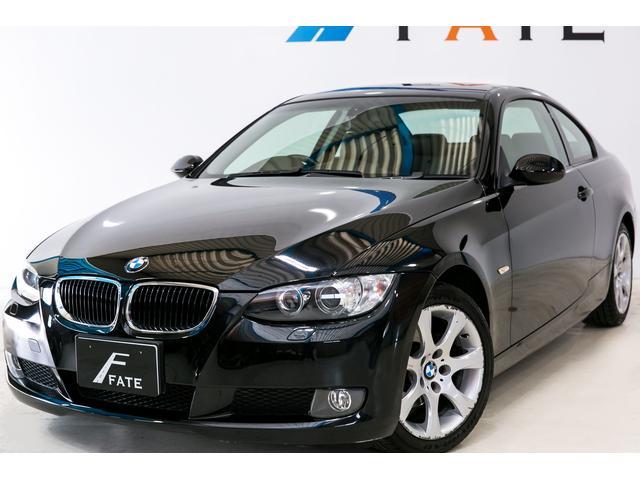 BMW 3シリーズ 320i ハイライン 純正ナビ 黒レザー 17...