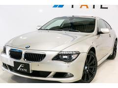 BMW630i ガラスサンルーフ 20インチAW 禁煙車