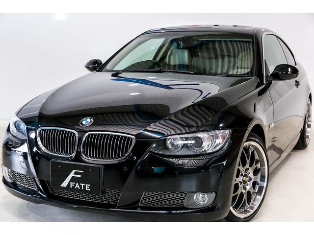 BMW 3シリーズ 335i BBS ベージュ革 純正ナビ ターボ...