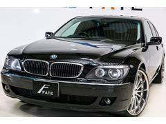 BMW740i Breyton22インチAW H&Rダウンサス