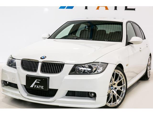 BMW 323i Mスポーツ REMUS4出しマフラー 3Mエアロ