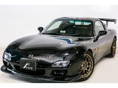 RX−7タイプRBバサースト 車高調 マフラー 17インチAW