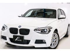BMW116iMスポーツ Bカメ HDD 17AW 最長2年保証可