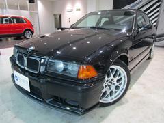 BMWM3クーペ BBS17アルミ シュニッツァーマフラー