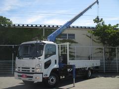 フォワード2650kg積 タダノ2.93t吊り4段 ラジコンフックイン