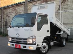 タイタントラック4WD 2トン積み  フルワイドロー 強化ダンプ フォグ