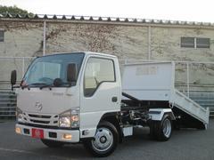 タイタントラック3000Kg積み 新明和製セーフティーローダーダンプ 4No