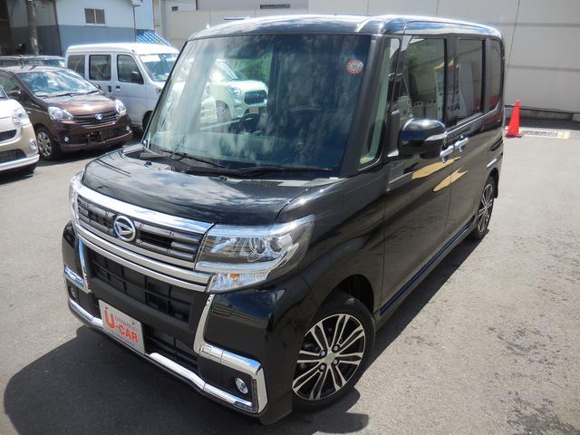 ダイハツ カスタムRSトップE-SA3純正フルセグナビ デモカーUP車