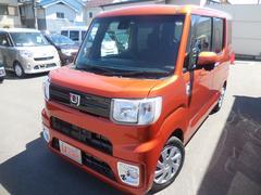 ウェイクD SAII デモカーUP車・純正地デジナビ付き・21キロ