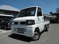 クリッパートラックSDエアコンパワステ 4WD オートマ