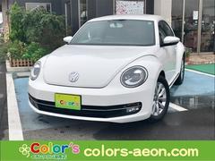VW ザ・ビートルデザイン 外品SDナビ 純正HID