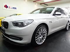 BMW535iグランツーリスモM仕様白革ナビTVBカメSR21AW