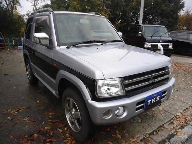 三菱 リミテッドエディションXR 4WD CD MD キーレス