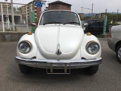 VW ビートル1303S NARDIウッドハンドル右 4MT エアコン