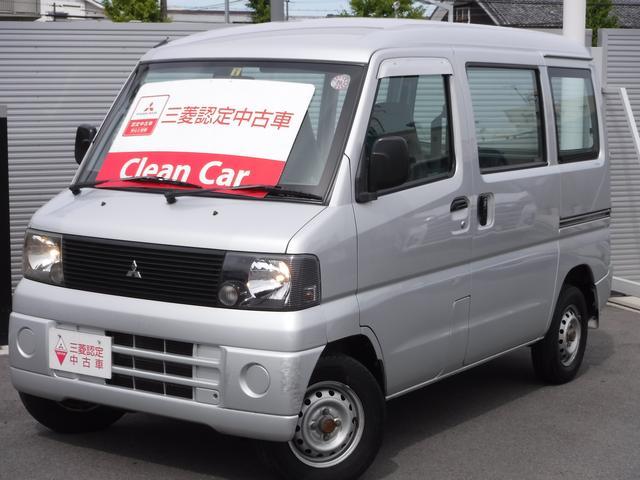 三菱 ミニキャブバン CD (車検整備付)