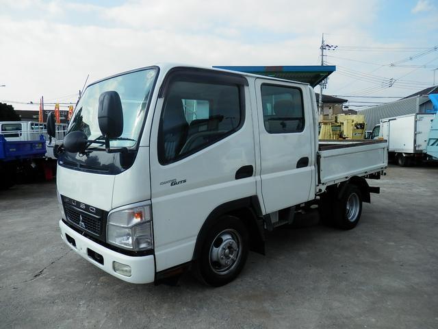 三菱ふそう Wキャブ車 No80007