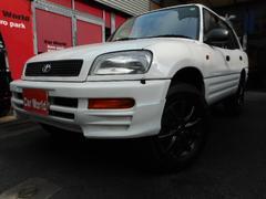 RAV4 JJ V 4WD 新品アルミ 1オーナー