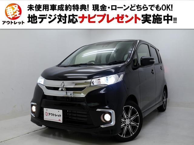 ekカスタム(三菱)Tセーフティパッケージ 中古車画像