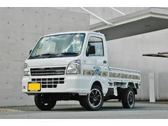 キャリイトラック オリジナルカスタムMUDDY・CARRYリフトアップ 4WD(スズキ)