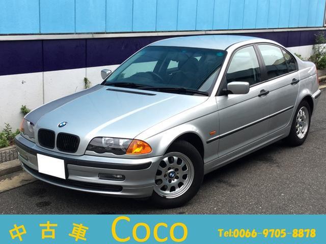 BMW 3シリーズ 318i 5速MT キーレス (検31.7)