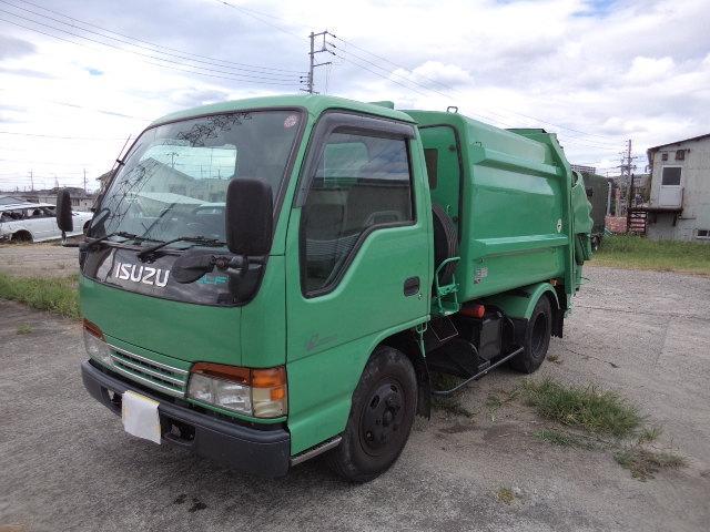 いすゞ エルフトラック 4.2M3...