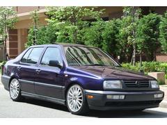 VW ヴェントGLi 車高調 USバンパー OZアルミ USDM