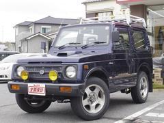 ジムニーランドベンチャー 4WD 5MT・ルーフキャリア