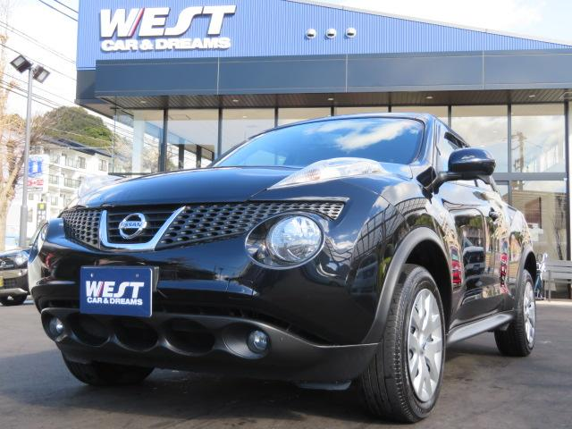 Photo of NISSAN JUKE 15RS TYPE V / used NISSAN