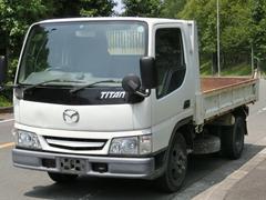 タイタントラックロングフルワイドローDX  ダンプ ディーゼル