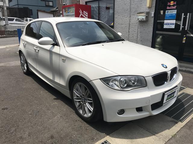 BMW 1シリーズ 116i Mスポーツ ETC プッシュスタート...