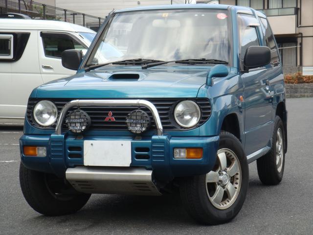 三菱 パジェロミニ スキッパーV ターボ 4WD (なし)