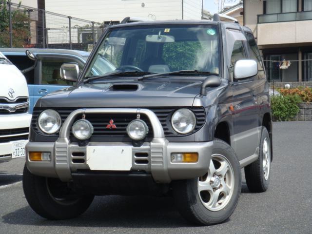 三菱 VR-II ターボ 4WD