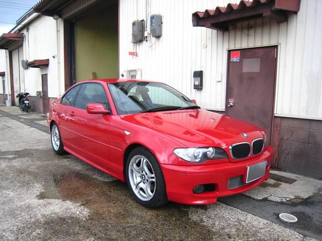 BMW 3シリーズ 318Ci Mスポーツパッケージ (検29.7)