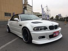 BMW330Ciカブリオーレ Mスポーツ