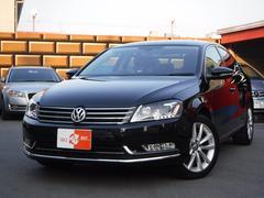 VW パサートTSIハイラインブルーモーションテクノロジー