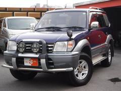 ランドクルーザープラドTZ ディーゼルT 革シート サンルーフ 寒冷地仕様 4WD