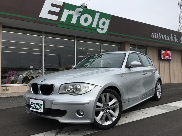 BMW 1シリーズ 120i HID ETC (なし)