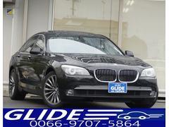 BMWアクティブハイブリッド7コンフォートP黒レザーSR19AW
