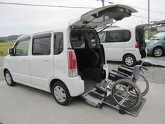 ワゴンRスローパー 車椅子移動車