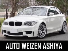 BMW 1シリーズ Mクーペ 左H 6速MT 新車並行 日本未発売モデル 本物1M